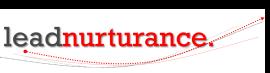 Lead Nurturance