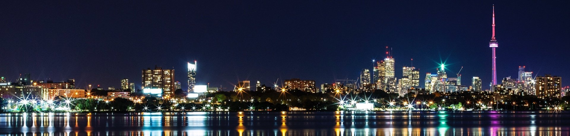 Exbound Toronto night sky 1920x460